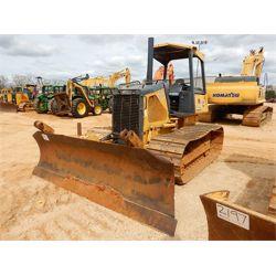 2007 JOHN DEERE 650J LGP Dozer / Crawler Tractor