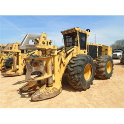 2015 TIGERCAT 720G Feller Buncher