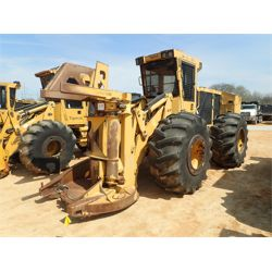 2016 TIGERCAT 720G Feller Buncher