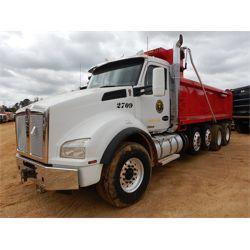 KENWORTH 2015 T880 Dump Truck