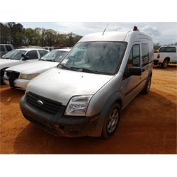 2012 FORD TRANSIT CONNECT Box Truck / Cargo Van