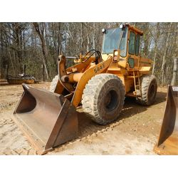 1990 JOHN DEERE 544E Wheel Loader