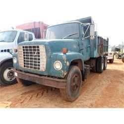 FORD F SERIES Dump Truck