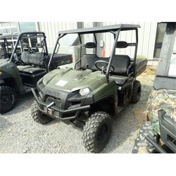 2009 POLARIS RANGER 500 ATV / UTV / Cart