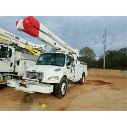 2007 FREIGHTLINER BUSINESS CLASS MR  Boom / Bucket / Crane Truck