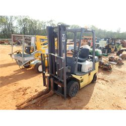 TCM FCG20 Forklift - Mast