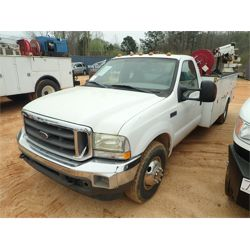 2004 FORD F350 Service / Mechanic / Utility Truck