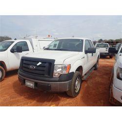 2012 FORD F150 Pickup Truck