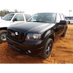 2006 FORD F150 FX4 Pickup Truck