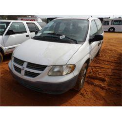 2006 DODGE CARAVAN Passenger Van