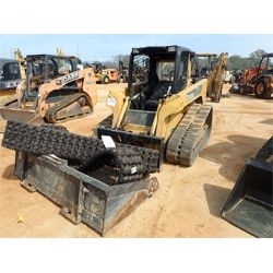 2007 JOHN DEERE CT322 Skid Steer Loader - Crawler