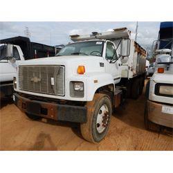 1998 CHEVROLET C8500 Dump Truck