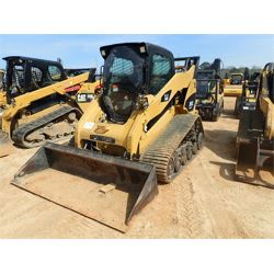 2008 CAT 287C Skid Steer Loader - Crawler