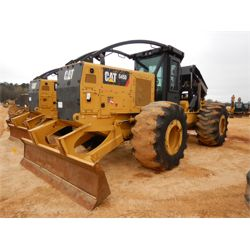 2015 CATERPILLAR 545D Skidder
