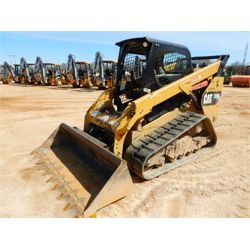 2014 CAT 289D Skid Steer Loader - Crawler