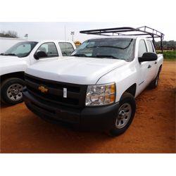 2013 CHEVROLET SILVERADO Pickup Truck