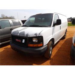 2007 GMC SAVANA Box Truck / Cargo Van