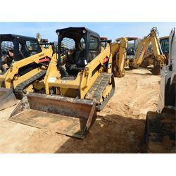 2014 CAT 259D Skid Steer Loader - Crawler