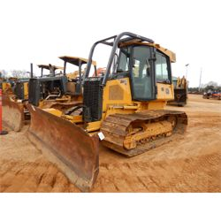 2010 JOHN DEERE 650J LGP Dozer / Crawler Tractor