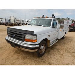 1995 FORD F350 Service / Mechanic / Utility Truck