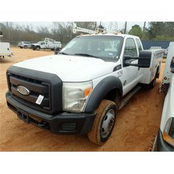 2013 FORD F450 Service / Mechanic / Utility Truck
