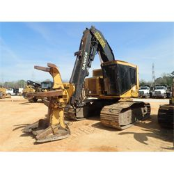 TIGERCAT 822 Feller Buncher