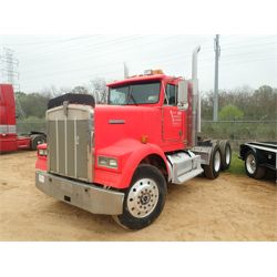1984 KENWORTH W900 Day Cab Truck