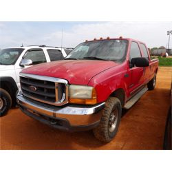 2000 FORD FORD Pickup Truck