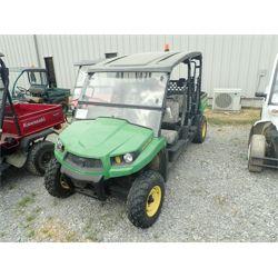 2015 JOHN DEERE 550 S4 ATV / UTV / Cart