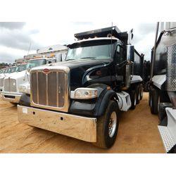 2018 PETERBILT 567 Dump Truck