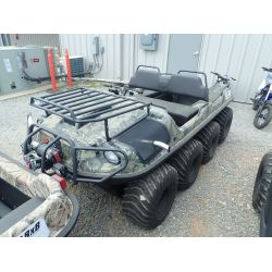 2018 ARGO 8X8 ATV / UTV / Cart