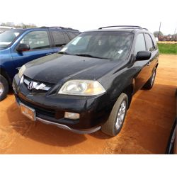 2004 ACURA MDX Car / SUV