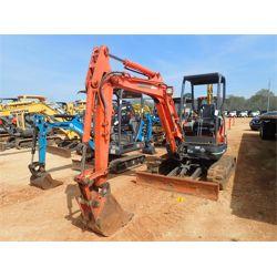 KUBOTA U35 Excavator - Mini