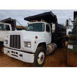 1987 MACK R686ST Dump Truck