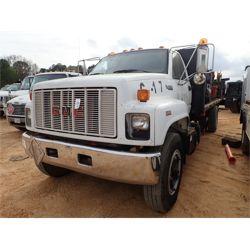 GMC TOPKICK Fuel / Lube Truck