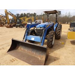 NEW HOLLAND 620TL Tractor