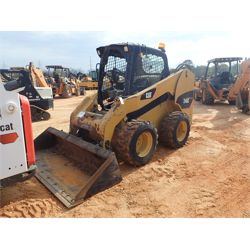 2010 CAT 246C Skid Steer Loader - Wheel