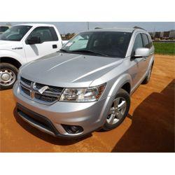 2012 DODGE JOURNEY Car / SUV