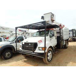 2000 FORD F750 Boom / Bucket / Crane Truck