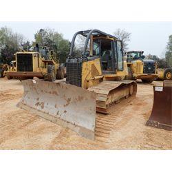 2011 JOHN DEERE 750J LGP Dozer / Crawler Tractor