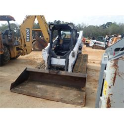 2014 BOBCAT T750 Skid Steer Loader - Crawler