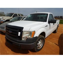 2011 FORD F150 Pickup Truck