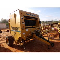 VERMEER  505 SERIES L RD HAY BALER Agriculture Component