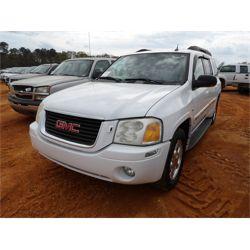 2005 GMC ENVOY Car / SUV