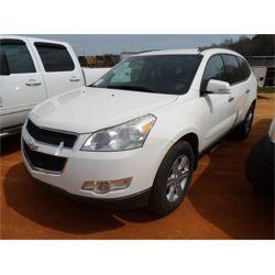 2012 CHEVROLET TRAVERSE Car / SUV