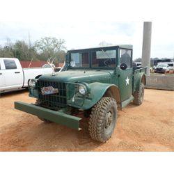 WW T245 Military Truck