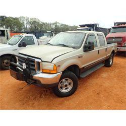 2000 FORD F250 Pickup Truck