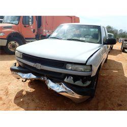 2000 CHEVROLET 1500 Pickup Truck
