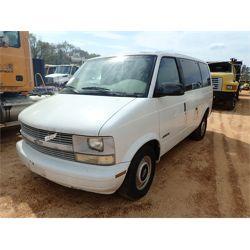 1999 CHEVROLET ASTRO Passenger Van