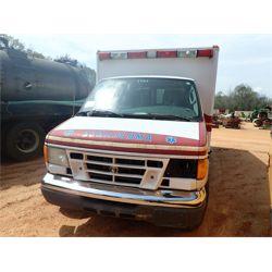 2006 FORD E450 Emergency Vehicle